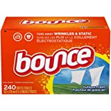 Bounce Outdoor Fresh Sheets, 240 Count Box