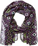 #7: Style Quotient by noi Women's Synthetic Scarf (SS18SQPOLYSCARVES213-M_Multi_One Size)