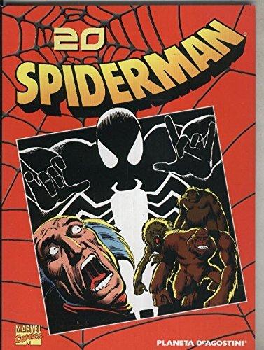 Coleccionable Spiderman volumen 1 numero 20