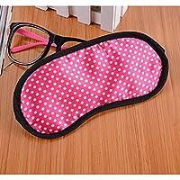 Velishy(TM) Small Dots Soft Sleeping Eye Mask Travel Comfortable Protection Blindfold by Velishy preisvergleich bei billige-tabletten.eu