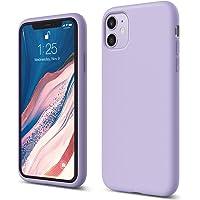 """Elago Silicone Liquido Custodia Cover Compatibile con iPhone 11 Case (6.1""""), Silicone Liquido Premium, Protezione Full…"""