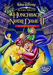 The Hunchback of Notre Dame II: The Secret of the Bell [2001] [DVD]
