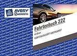 Avery Zweckform 222 Fahrtenbuch für PKW weiß