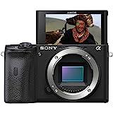 Sony Alpha 6600 Body I Sony Alpha 6600 | APS-C Aynasız Fotoğraf Makinesi (24.2Mp, 5 Yönlü sarsıntı önleyici, hızlı 0.02sn oto