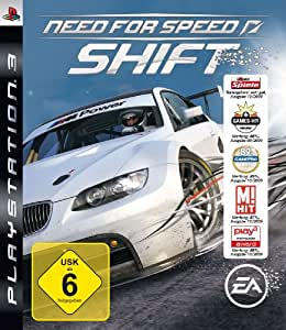 need for speed shift ps3 import anglais jeux vid o. Black Bedroom Furniture Sets. Home Design Ideas