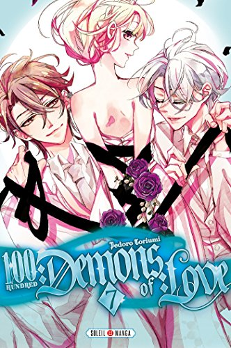 100 Demons of Love T7 par Pedoro Toriumi