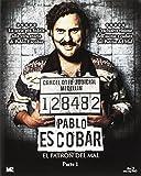 Pablo Escobar: El Patron del Mal Parte 1 (3 Blu-Ray)