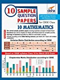 10 Sample Question Papers for CBSE Class 10 Mathematics with Marking Scheme & Revision Notes