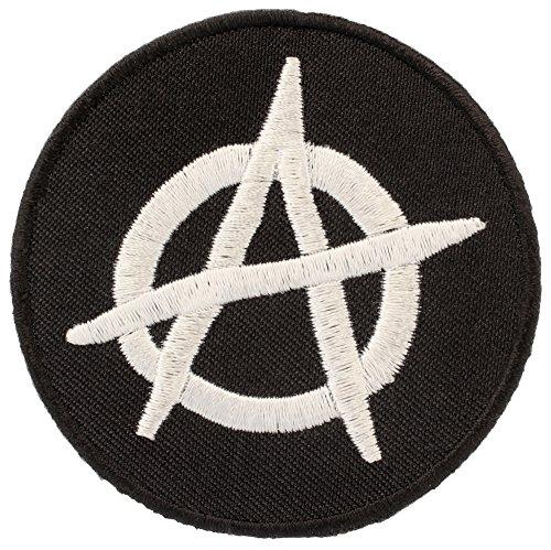 Toppa termoadesiva Anarchy Circle