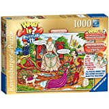 Ravensburger WHAT IF? No.11 - Elizabeth & Raleigh, 1000pc Jigsaw Puzzle
