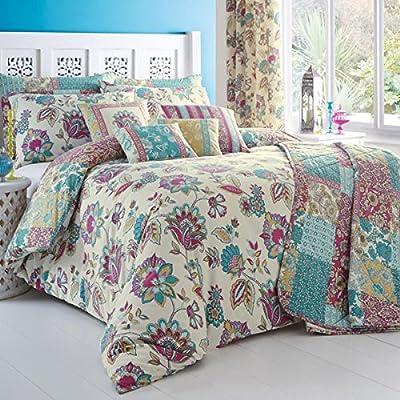 Dreams n Drapes Duvet Set with Pillowcases_P