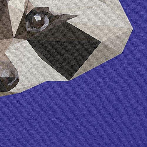 Texlab–Poly Racoon–sacchetto di stoffa Marine