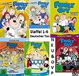 Family Guy Staffel 1-6 (DVD)