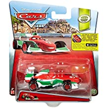 Disney Cars Cast 1:55 - Selección Modelos de Vehículos Sort.1, Cars 2013+14:Francesco Bernoulli