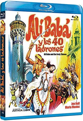 Ali Baba Y Los Cuarenta Ladrones Bd (1944) (Blu-Ray Import) [1944]