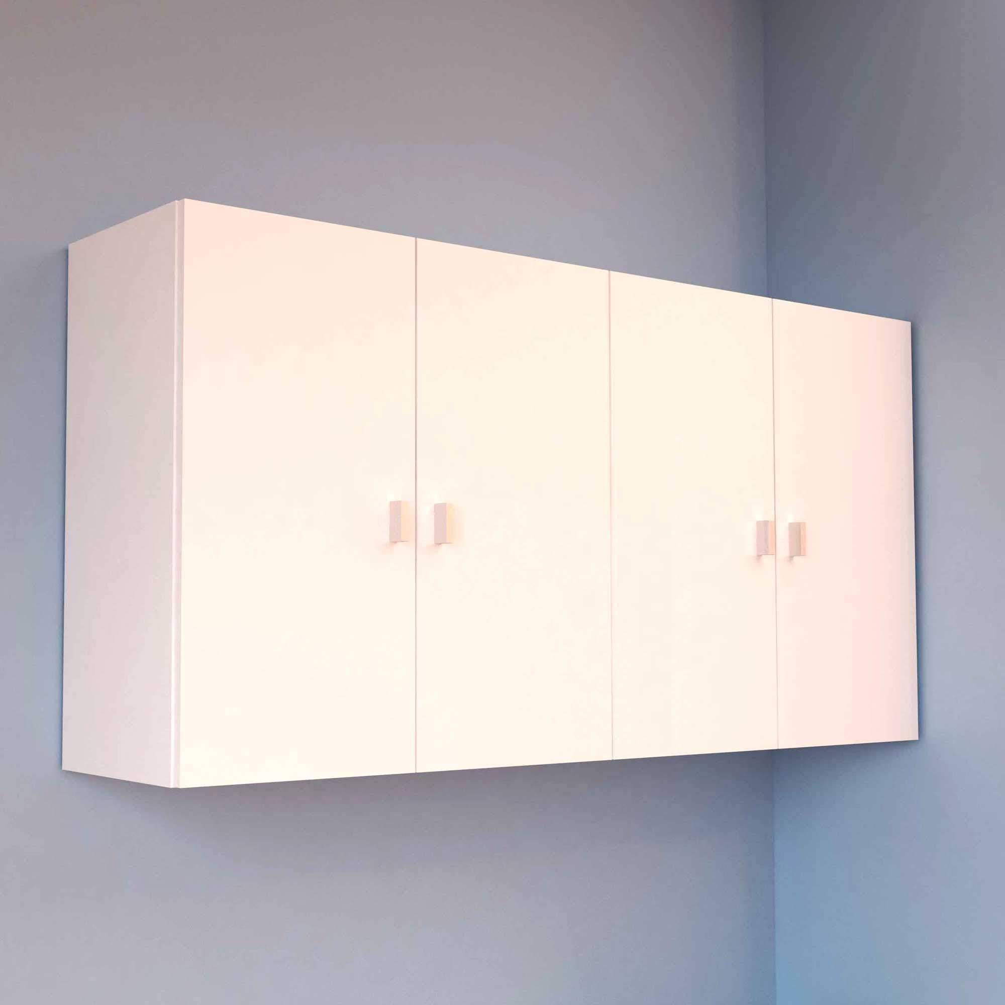 Samblo Senchi Armario de cocina 2 puertas color blanco » Toppym Toledo 718bda914180
