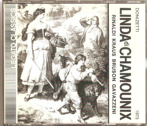 Gaetano Donizetti: Linda di Chamounix (Opern-Gesamtaufnahme) (2 CD)