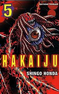 Hakaiju Edition simple Tome 5