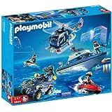 Playmobil - Conjunto de la Policía (5844)