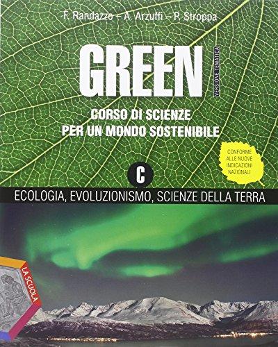 Green. Ediz. plus. Per la Scuola media. Con e-book. Con espansione online: 3