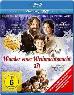 Wunder einer Weihnachtsnacht 3D (Prädikat: Wertvoll) [3D Blu-ray]