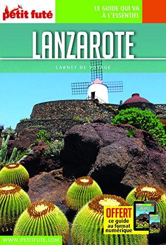 Guide Lanzarote 2018 Carnet Petit Futé