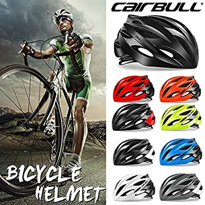 Road Bike Helmet, Portable Lightweight Cycling Mountain & Road Bicycle Adjustable Cycle Bike Helmet With Detachable Magnetic Goggles Visor Shield For Women Men by Coseyil
