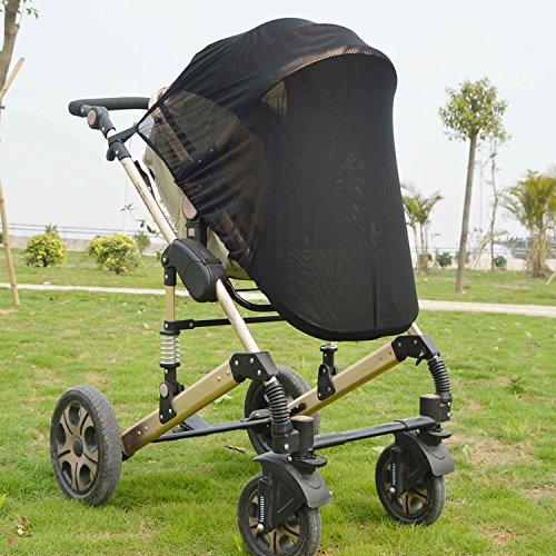 universal baby sonnensegel sonnenschutz insektenschutz f r clamaro kinderwagen 3 in 1 kombi. Black Bedroom Furniture Sets. Home Design Ideas