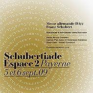 Schubertiade Espace 2: Payerne, 5 - 6 septembre 2009