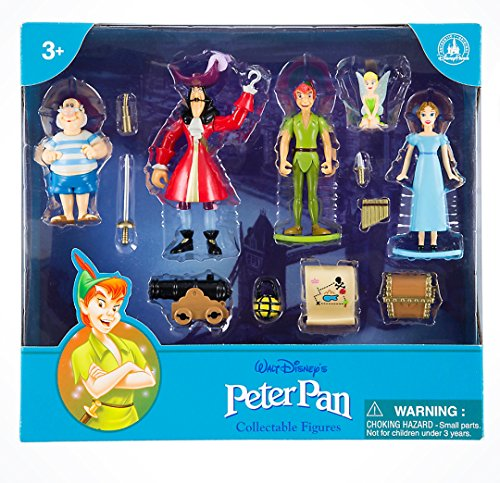 disney-parks-exclusive-peter-pan-tinkerbell-14-pc-figurine-cake-topper-set-by-disney