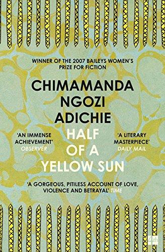 Half Of A Yellow Sun por Chimamanda Ngozi Adichie