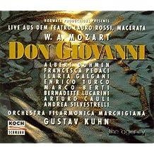 Mozart: Don Giovanni by Albert Dohmen