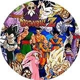 Tortenaufleger Tortenfoto Aufleger Foto Bild Dragon Ball rund ca. 20 cm (1) *NEU*OVP*