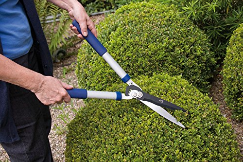 Spear & Jackson Razorsharp Geared Hedge Shears
