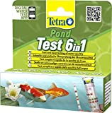 Tetra - 192713 - Pond Test 6 in 1