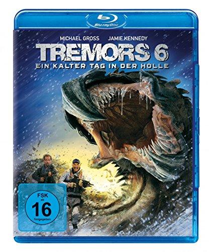 (Tremors 6 - Ein kalter Tag in der Hölle [Blu-ray])