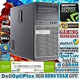 ULTRA FAST Dell Gaming PC QUAD CORE i5 8GB 500GB WIN 7 CHEAP DESKTOP GTX 750 Ti