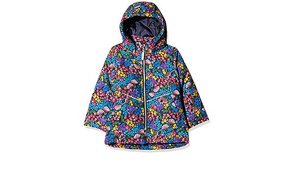 NAME IT Baby-M/ädchen Nmfmaxi Jacket Flower Field Jacke