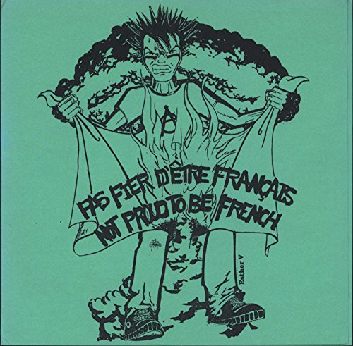 Not Proud To Be French - Anti-Nuclear Tests Compilation Sampler (Verschiedene Interpreten) [Vinyl Single]