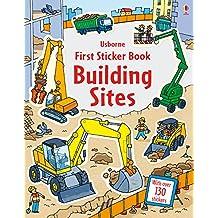 First Sticker Building Sites