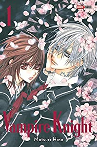 Vampire Knight Edition double Tome 1