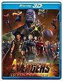#6: Avengers: Infinity War - 3D BD