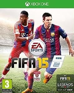FIFA 15 - Standard Edition [AT-Pegi] - [Xbox One] - [Edizione: Germania]