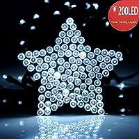 RECESKY Impermeabile Luce Stringa LED per Esterni