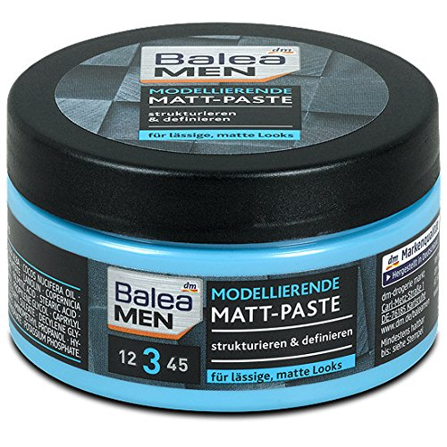 Balea Styling Creme Matt Paste, 100 ml Surfer look Beach creme Matt
