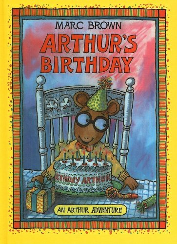 Arthur's Birthday (Arthur Adventures (Pb))