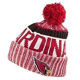 New Era Arizona Cardinals Bobble Hat - NFL Sideline - Red