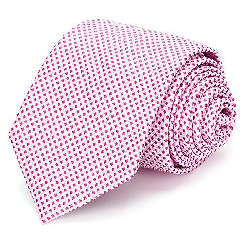 XIANGUO Herren Krawatte Fashion Streifen Muster Krawatte für Casual & Arbeitskleidung (MS7)