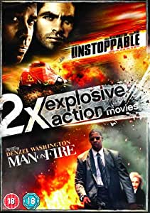 Unstoppable/ Man on Fire Double Pack [DVD] [2004]