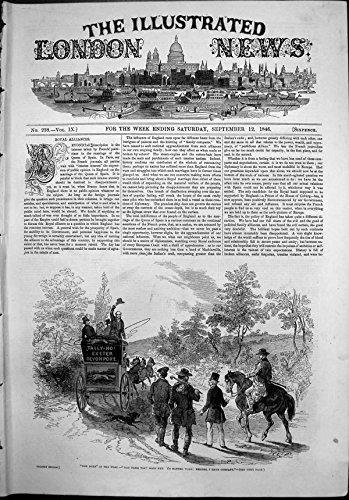 Cane Antico 1846 del Cavallo dei Camminatori